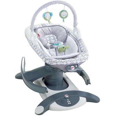 """Fisher-Price ordena """"recall"""" de dos modelos de mecedoras tras la muerte de cuatro bebés"""