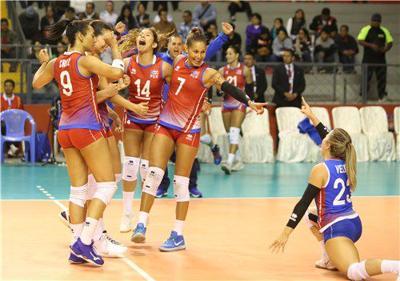 Selección nacional de voleibol