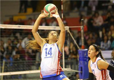 Sexteto femenino va tras el boleto a la semifinal en la Copa Panamericana