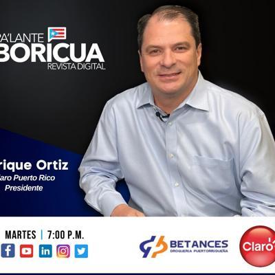 Programa #PaLanteBoricua | Claro de Puerto Rico