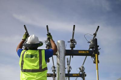 Todavía no ha llegado la tormenta Grace y en Isabela hay una comunidad que lleva cuatro días sin electricidad