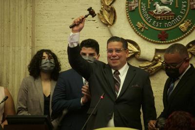 """Eligen a Rafael """"Tatito"""" Hernández como presidente cameral"""