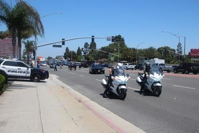 Policía de Fountain Valley