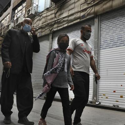 Irán sufre otro récord de muertes por coronavirus