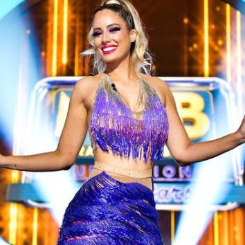 Aleyda Ortiz avanza a la final de Mira Quien Baila