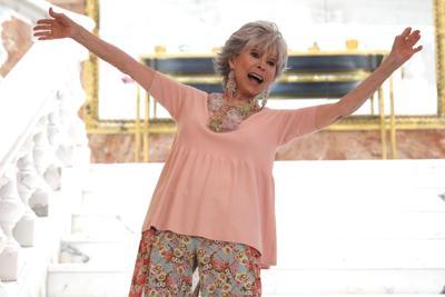 """Feliz Rita Moreno de volver a su """"lugar sagrado"""""""