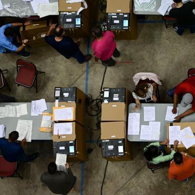 No auguran nuevos tropiezos en conteo de voto adelantado