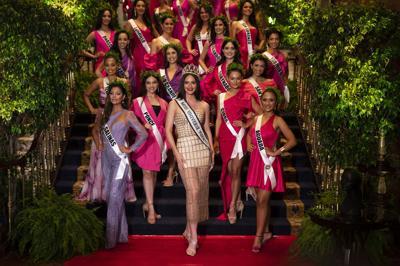 A una semana de la final, renuncia una candidata al Miss Universe Puerto Rico