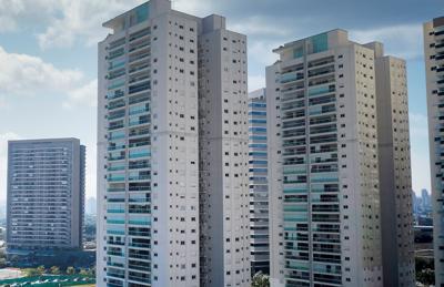 Aerial shoot at Sao Paulo