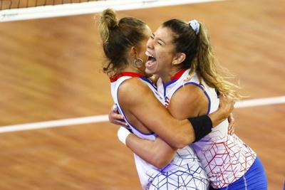Puerto Rico clasifica al Mundial de voleibol femenino