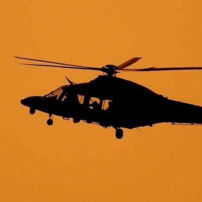 Se estrella un helicóptero ruso en el norte de Siria
