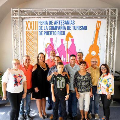 Turismo retoma su tradicional Feria de Artesanías