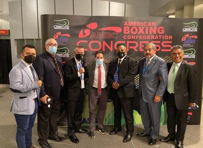 Puertorriqueño estará al mando de la Confederación Americana de Boxeo