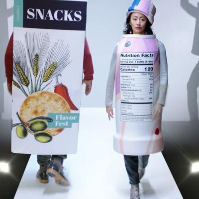 FDA presenta la nueva etiqueta de información nutricional
