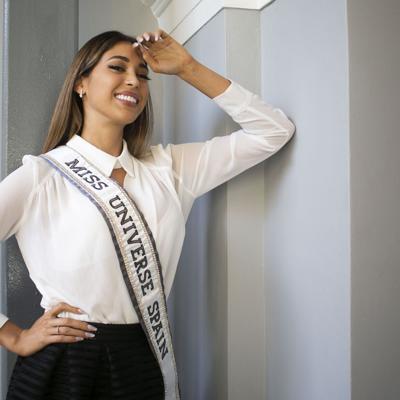 Miss España alaba a Estefanía Soto