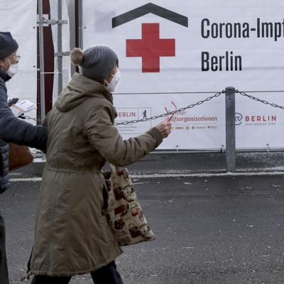 Alemania supera los 2 millones de casos de Covid-19