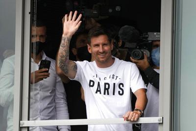 Lionel Messi firma contrato de dos años con el Paris Saint-Germain