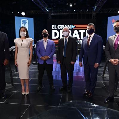 Pasan juicio sobre los candidatos