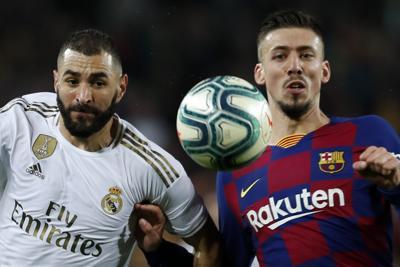 Real Madrid luce en un clásico que termina empatado