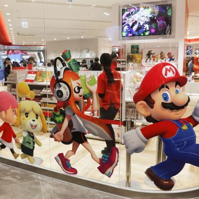 Suben 86% las ganancias de Nintendo por videojuegos
