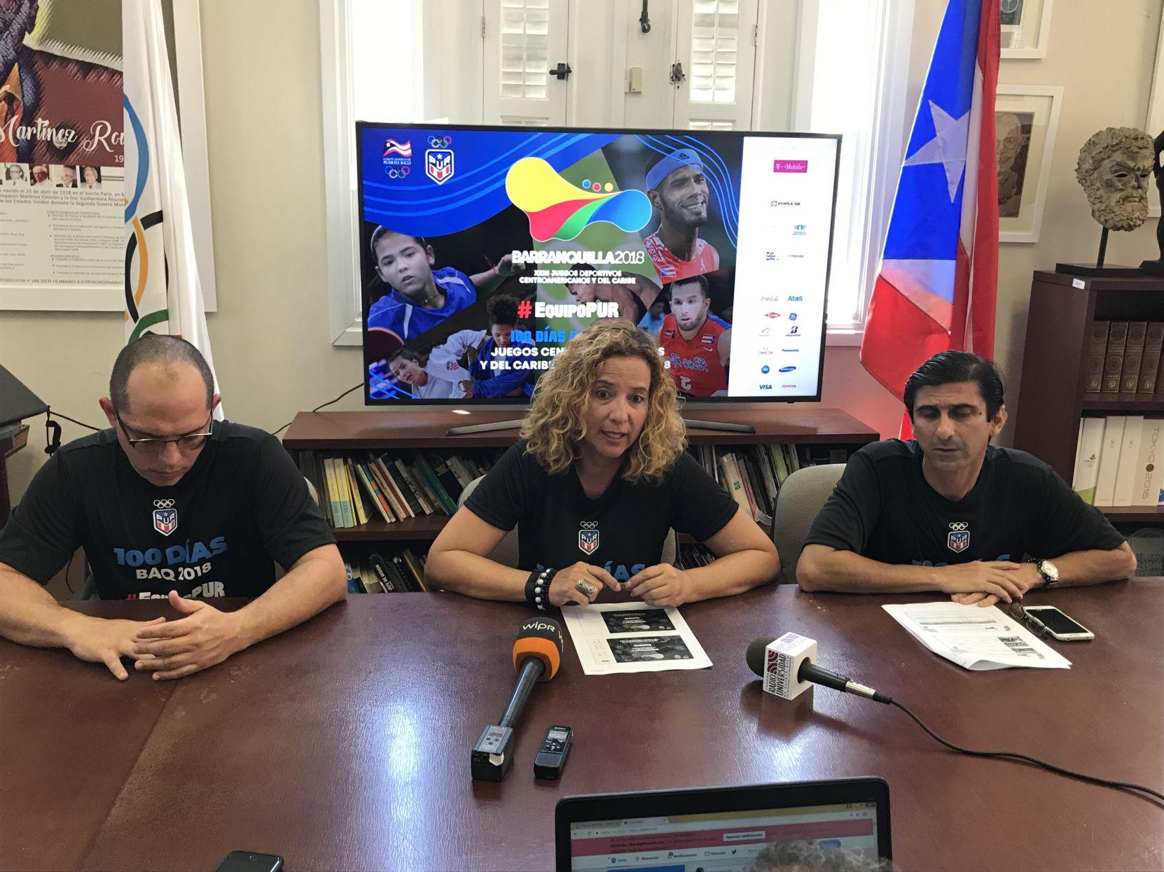 Sale primera avanzada de Puerto Rico hacia Lima
