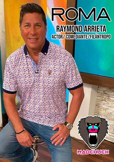 Raymond Arrieta