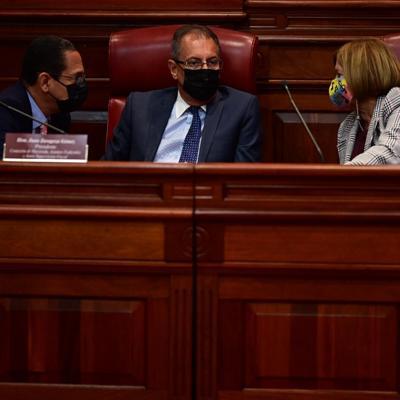 """""""No"""" del Ejecutivo a vistas legislativas para evaluar presupuesto"""