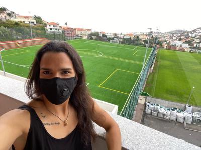 Karina Socarrás debutará este domingo en la Liga de Portugal