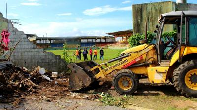 Preparativos en Arecibo ante paso de Dorian