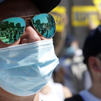 Italia tiene aumento de casos de Covid-19 por quinto día