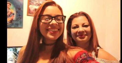 Laneyshka Giselle Tirado Rivera y Rosaura Rivera Vázquez