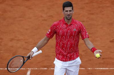 Djokovic da negativo a coronavirus