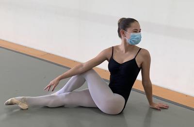 Listo Ballet Concierto para el inicio de clases presenciales