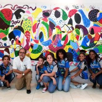 Tiempo de crear para los niños de la Escuela Nemesio R. Canales