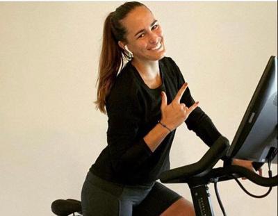 Mónica Puig participará en un reto de ciclismo