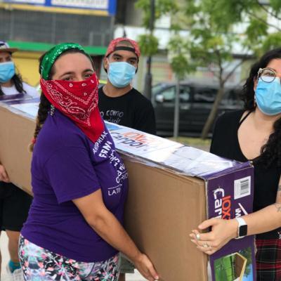 Iniciativa Brigadas por la Vida estará en Barrio Obrero y en otros puntos del país