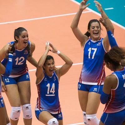 Puerto Rico cae frente a República Dominicana en semifinal NORCECA