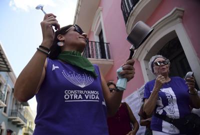 Mujeres en la mirilla pública