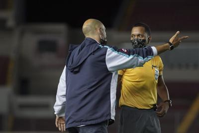 Árbitro boricua activo en Liga Concacaf 2020