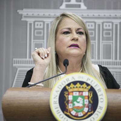 Gobernadora se expresa ante alza en contagios