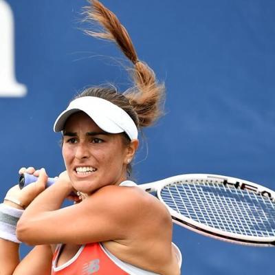 Rival de Mónica Puig en Roland Garros saldrá de la fase previa
