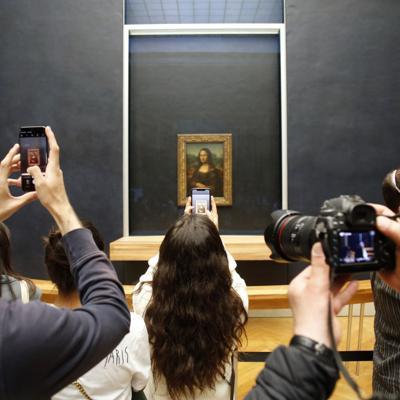 De vuelta Mona Lisa con reapertura del Louvre