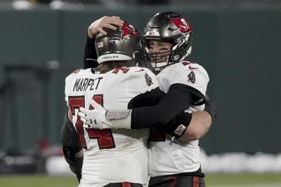 Brady conduce a Tampa Bay al Super Bowl