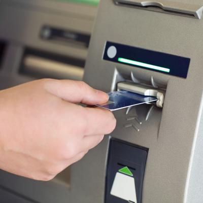 Se roban cajero automático de gasolinera