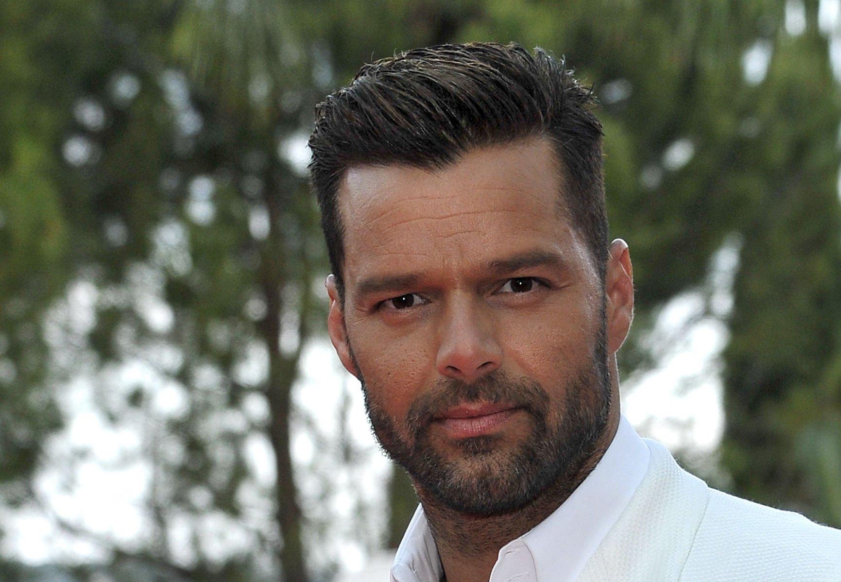 Ricky Martin se unirá a la manifestación de mañana