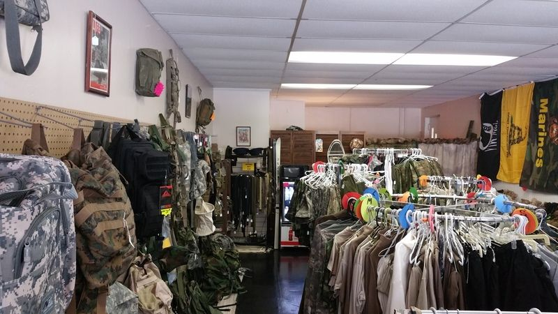 Couple brings military surplus to downtown Emporia   Business