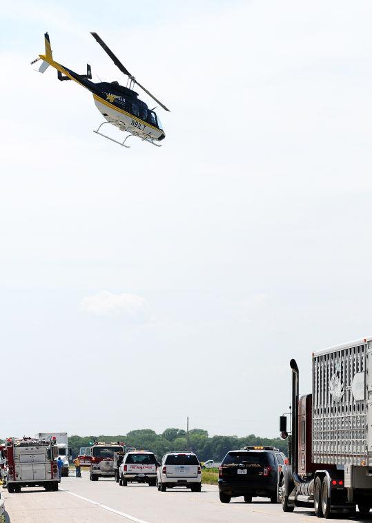 Photos: West U S  Highway 50 Accident   News   emporiagazette com