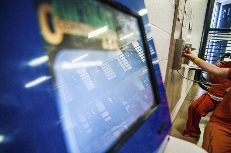 Jail implements video visitation | News | emporiagazette com