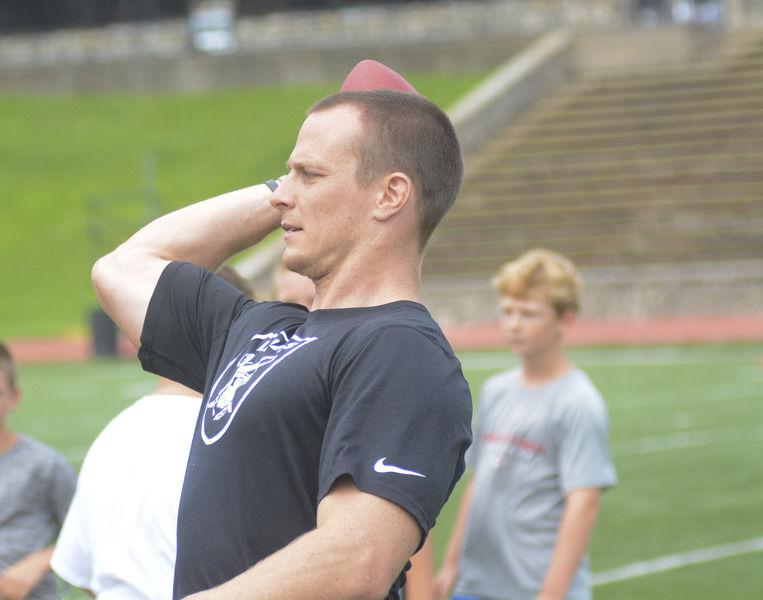 Former ESU WR Austin Willis eager for Raiders training camp   Sports