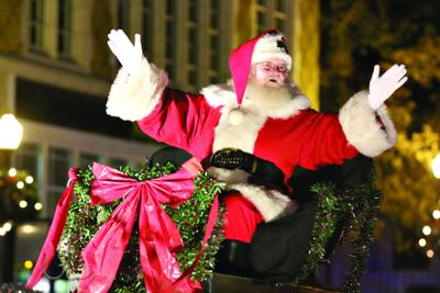 Emporia Christmas Parade 2019 Emporia Christmas Parade brings out the Holiday Cheer | Community
